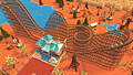 "Screenshot ""RollerCoaster Tycoon Adventures"""