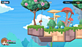 "Screenshot ""Umihara Kawase Fresh! -US-"""