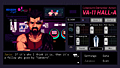 "Screenshot ""VA-11 Hall-A: Cyberpunk Bartender Action -JP-"""