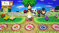 "Screenshot ""Animal Crossing: amiibo Festival"""