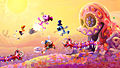 "Screenshot ""Rayman Legends"""