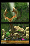 "Screenshot ""Legend of Zelda: Spirit Tracks"""