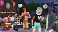 "Screenshot ""Die Sims 4: Backyard Stuff"""