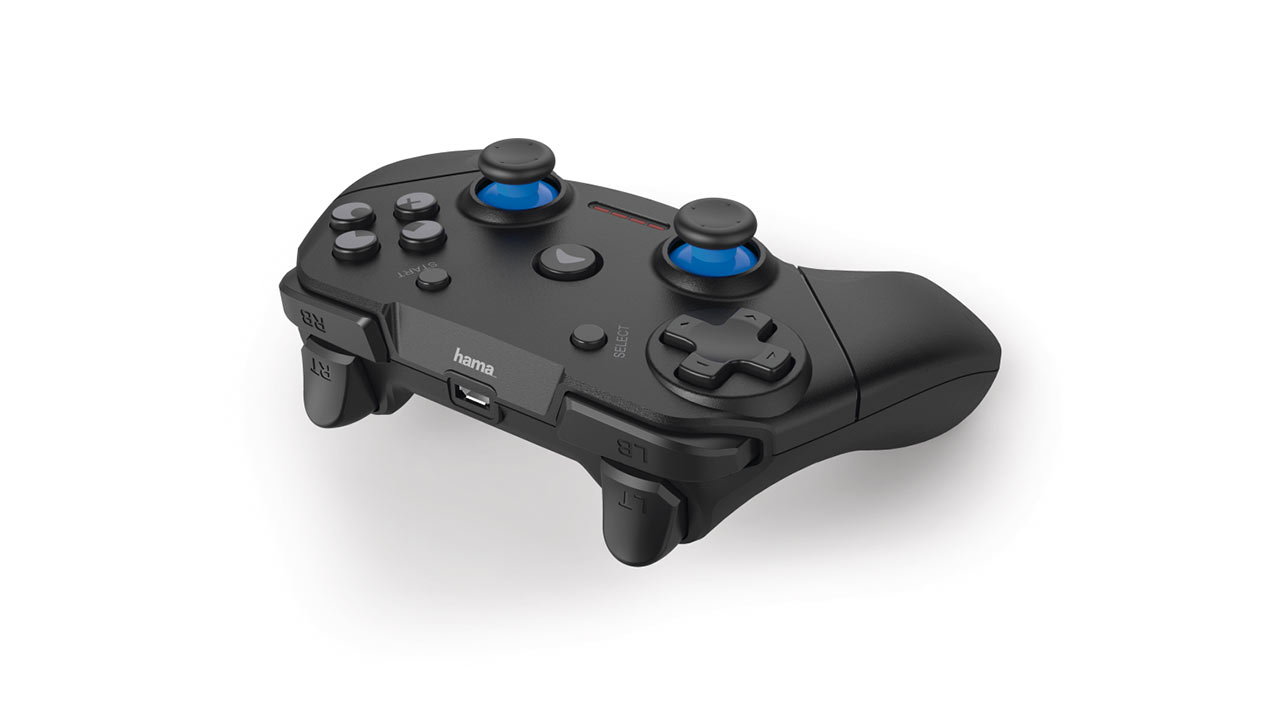 "Screenshot ""Controller Wireless for Playstation 3 (Hama)"""