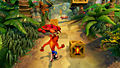"Screenshot ""Crash Bandicoot N. Sane Trilogy (Code in a Box)"""