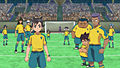 "Screenshot ""Inazuma Eleven Ares"""
