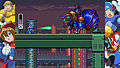"Screenshot ""Mega Man X Legacy Collection 1+2 Combo Pack"""