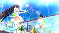 "Screenshot ""Senran Kagura: Peach Beach Splash -JP-"""