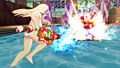 "Screenshot ""Senran Kagura: Peach Beach Splash"""