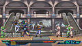 "Screenshot ""The Ninja Saviors: Return of the Warriors - Collector's Edition"""