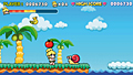 "Screenshot ""Wonder Boy Returns"""