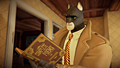 "Screenshot ""Blacksad: Under the Skin - Limited Edition"""