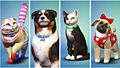 "Screenshot ""Die Sims 4: Cats & Dogs (Code in a Box)"""