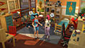 "Screenshot ""Die Sims 4: Discover University (Code in a Box)"""
