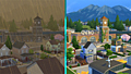 "Screenshot ""Die Sims 4: Eco Lifestyle (Code in a Box)"""