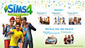 "Screenshot ""Die Sims 4 - Deluxe Party Edition"""