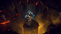 "Screenshot ""Warhammer 40'000: Mechanicus"""