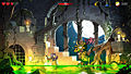 "Screenshot ""Wonder Boy: The Dragon's Trap -JP-"""