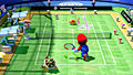 "Screenshot ""Mario Tennis: Ultra Smash"""