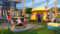 "Screenshot ""Die Sims 4: Outdoor Retreat"""
